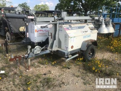 2011 Terex RL4000 Light Tower
