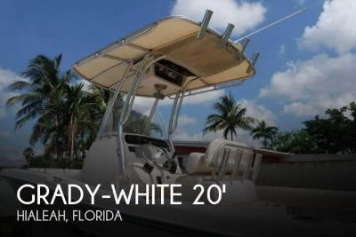 2011 Grady White Fisherman 209 Center Console