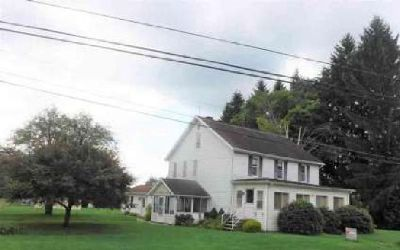 1339 Keystone Rd Brockport Four BR, 23.44 Acres & Farm House