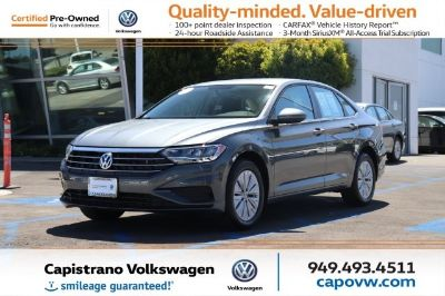 2019 Volkswagen Jetta 1.4T S (Platinum Gray Metallic)
