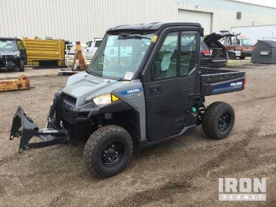 2015 Polaris Brutus HD PTO 4x4 Utility Vehicle