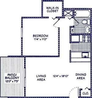 $875 1 apartment in Buncombe (Asheville)