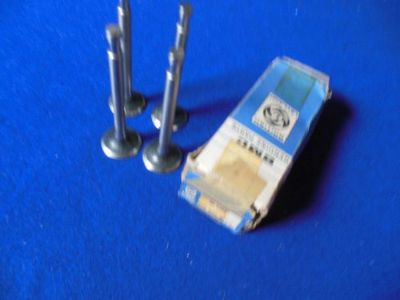 Buy NOS British Leyland Exhaust Valves (4) MGA 1600 1H1323 motorcycle in North Haven, Connecticut, United States