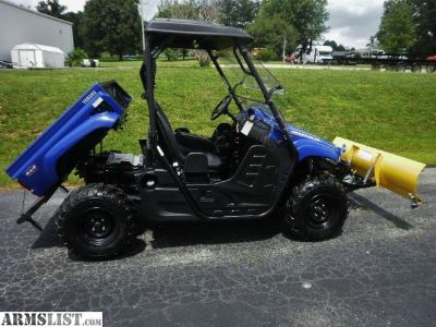 For Sale: Yamaha Rhino 700 FI 4x4