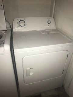 Amana Electric Dryer