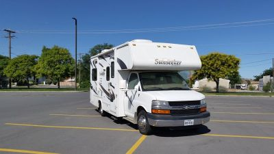 2008 Forest River Sunseeker 2300 chev
