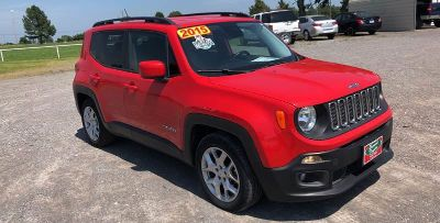 2015 Jeep Renegade FWD Latitude