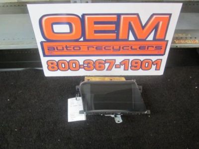 Buy 10 11 12 2010 2011 2012 Lexus RX350 OEM Navigation Info Display Screen Monitor motorcycle in Bluffton, Ohio, United States, for US $300.00
