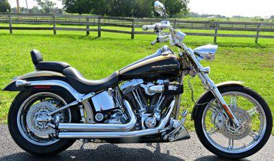 2003 Harley-Davidson CVO Duece Cruiser Motorcycles Marengo, IL