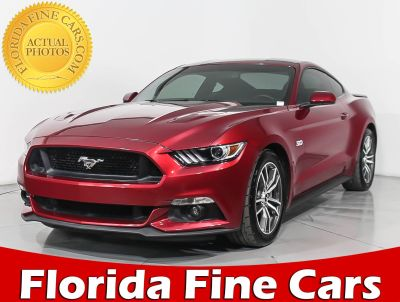 2016 Ford Mustang GT (RED)