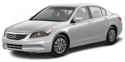 2012 Honda Accord LX (Gray)