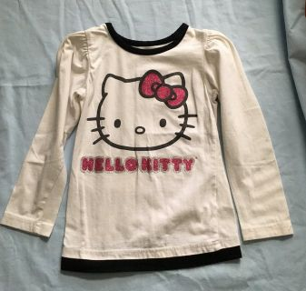 Hello Kitty shirt size 6x