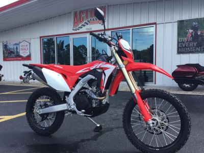 2019 Honda CRF450L Dual Purpose Motorcycles Hudson, FL