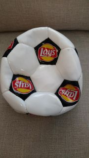 New Lays Soccer Ball