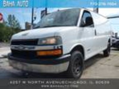 2005 Chevrolet Express Cargo Van for sale