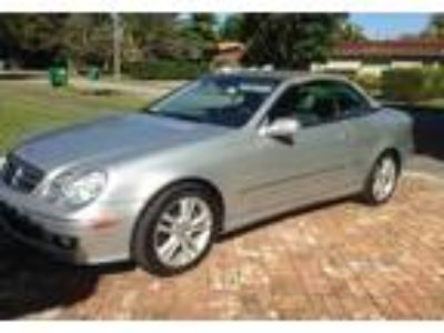 2006 Mercedes-Benz CLK Convertible in Boynton, FL