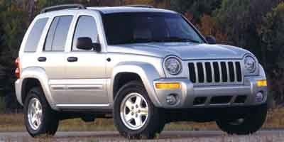 2002 Jeep Liberty Limited (Red)