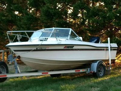 1991 Stratos 1850 Power Boat For Sale