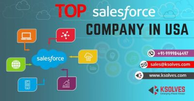 Searching For Top Salesforce Development Company in USA