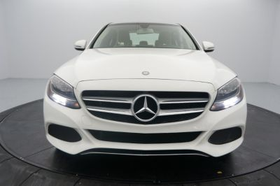 2016 Mercedes-Benz C-Class 4dr Sdn C300 Luxury 4MATIC (Polar White)