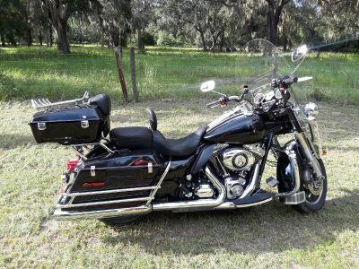 2012 Harley-Davidson ROAD KING POLICE