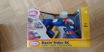 Radio Controlled Bike.