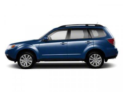2011 Subaru Forester 2.5X Premium (Marine Blue Pearl)