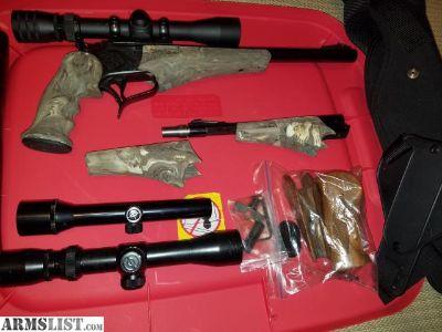 For Sale: TC pistol