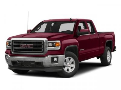 2015 GMC Sierra 1500 SLE (Summit White)