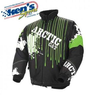Find ARCTIC CAT Men's Lime FALLOUT Snowmobile Jacket 5240-47_ motorcycle in Kaukauna, Wisconsin, United States, for US $99.95