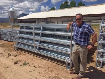 Cattle Panels with Loop Feet