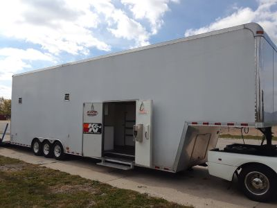 2006 pace 40' Stacker trailer