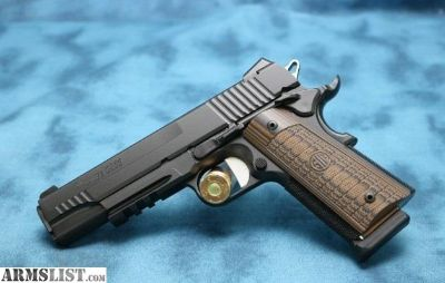 "For Sale: SIG SAUER 1911R SELECT 45 ACP 5"" SIGLITES NIB"