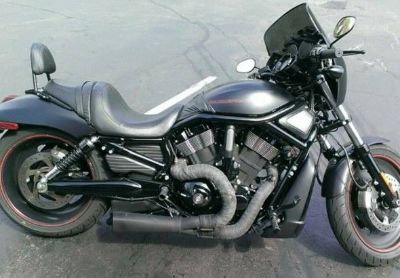 2008 Harley-Davidson Vrscd-Night-Rod