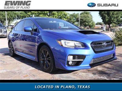 2016 Subaru WRX (WR Blue Pearl)