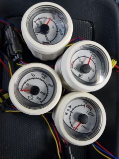Mercury smart craft gauges, cables,