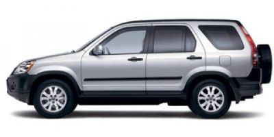 2006 Honda CR-V EX (Tan S)