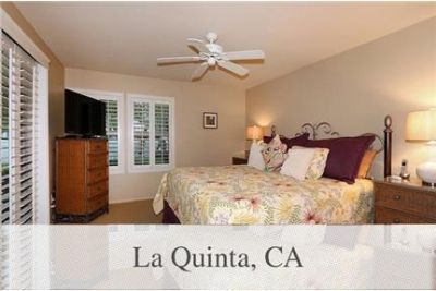 Santa Rosa Cove - La Quinta. Parking Available!