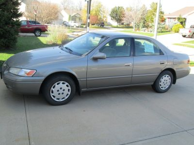 1997 Camry LE, 171K miles.