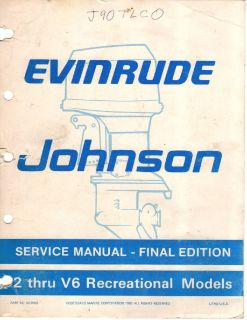 Johnson/Evinrudes, Chevy, GMC parts and other stuff