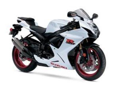 2017 Suzuki GSX-R750 SuperSport Motorcycles Ontario, CA