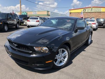 2012 FORD MUSTANG COUPE 2D V6 3.7 Liter