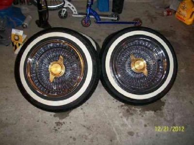 $475 13x7 100 spoke (Las Cruces)