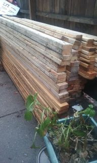 2x4s 7' and 8'