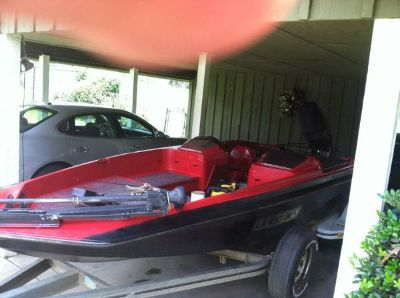 obo strauss boat with a mercury 125 black max
