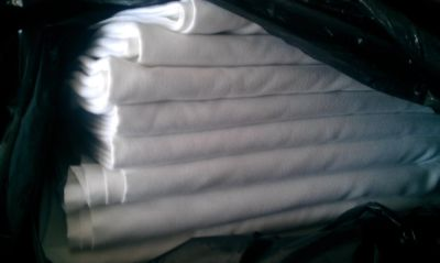 White Commercial Grade Restaurant Banquet Table cloths
