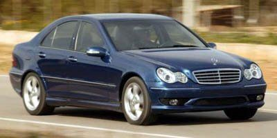 2005 Mercedes-Benz C-Class C230 (BLACK)