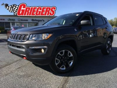 2018 Jeep Compass Trailhawk (granite crystal metallic clearcoat)