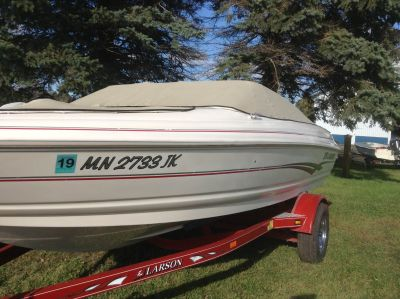 2002 Larson SEI 180 BR Other Boats Hutchinson, MN