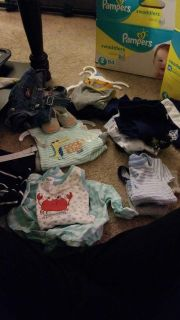 3-9 month clothing
